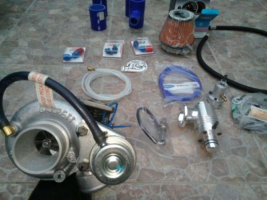 Kit de Turbo para Motores 4 Cilindros