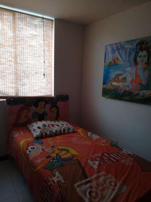 Habitación Fresca en Apartamento