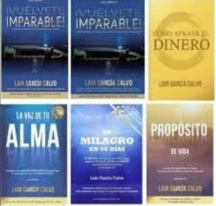 Vuelvete Imparable! 6 Libros