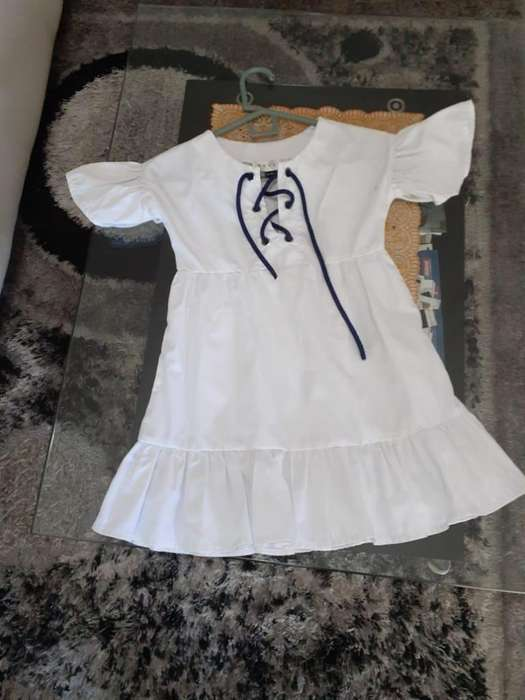 Vestido Blanco 25k