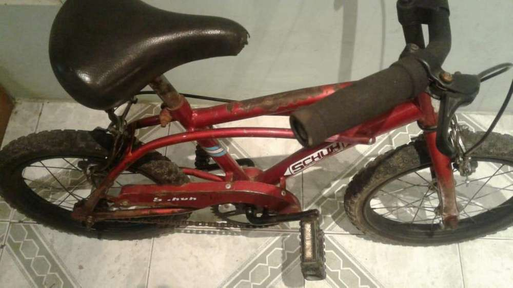 Bicicleta Niños Playera Rodado 14, Schuh, regalo NAVIDAD