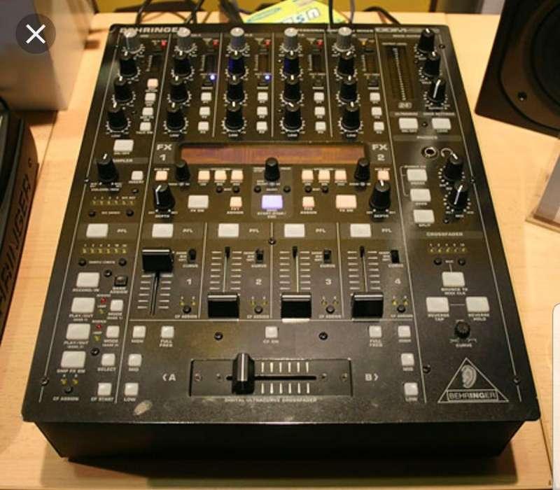 Mixer Beringher Ddm4000 Controlador