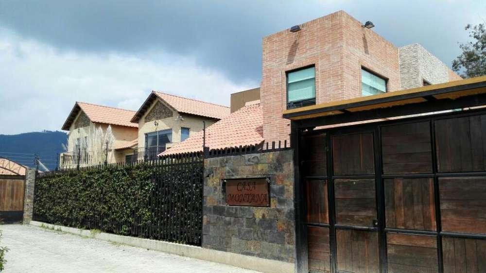 Venta Hermosa Casa Campestre Cajica