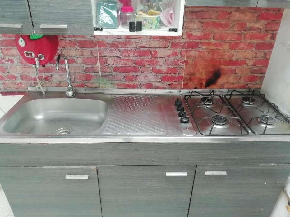 Estufa Lavaplatos para Empotrar Poco Uso