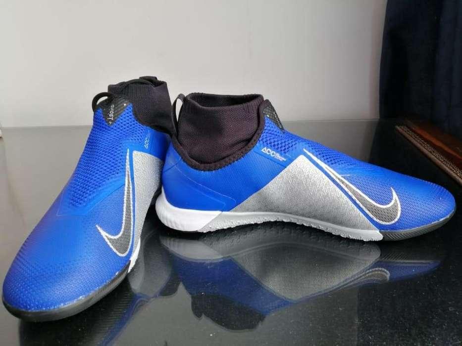 Nike React Phantom VSN Pro DF IC