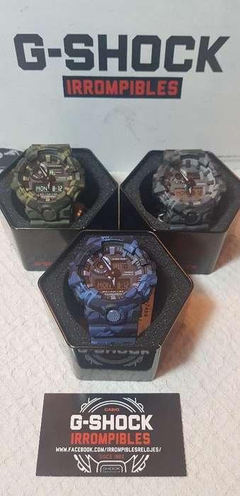 Reloj Casio G-shock Ga-700cm