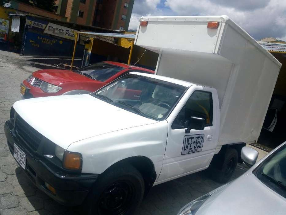 Chevrolet Luv 2300 1993 Furgón Gas