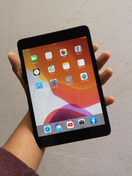 Vendo iPad Mini de 64 Gb con Chip