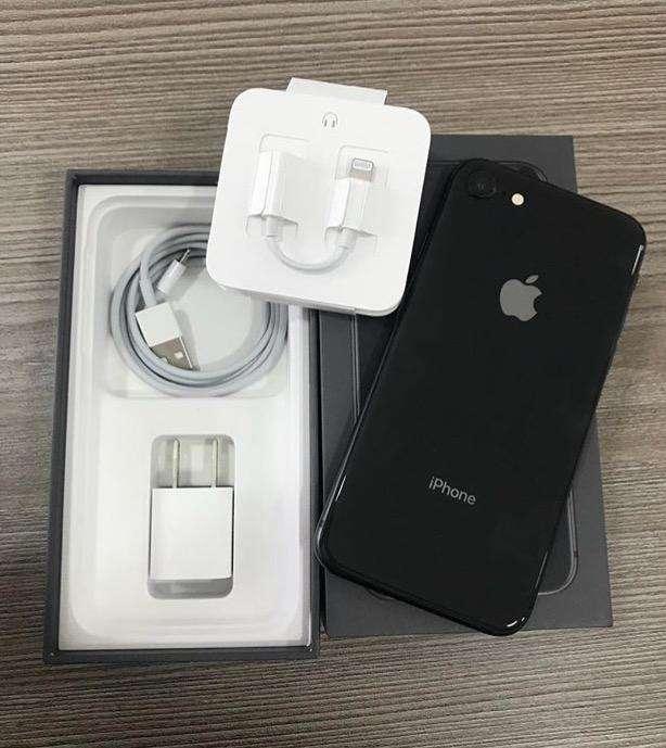 iPhone 8 de 256Gb Color Negro