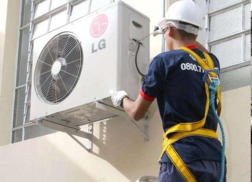 Service-instalador Aire Acondicinado