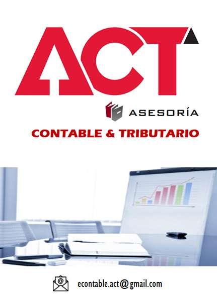 Estudio Contable, Contabilidad Gratuita 1 mes, Asesoria Contable Tributaria