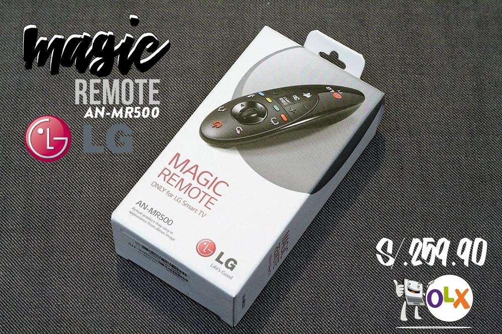 Magic Remote Lg Control Anmr500 Año 2014 webos 1.0 Original Nuevo en Caja
