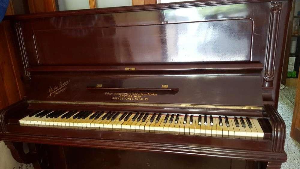 Piano Gustav Breyer Edición Limitada