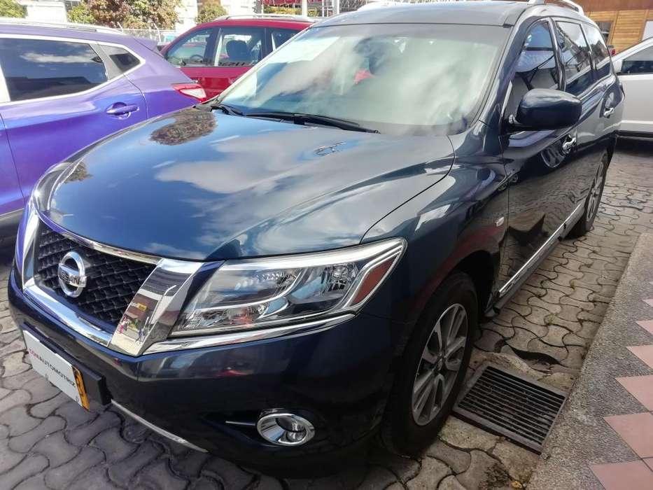 Nissan Pathfinder 2014 - 46000 km