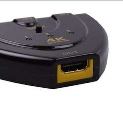 Cable Switch Hdmi V1.4 3 Entradas 4k 1080p Xbox Ps4