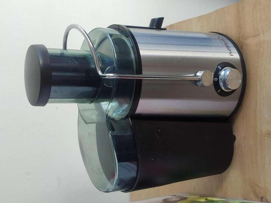 Extractor De Jugos Premium Ambienti - 400w - 2 Velocidades