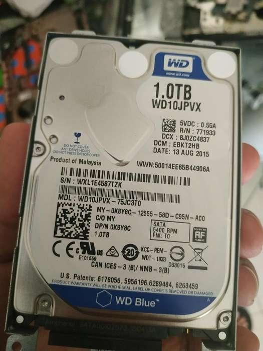Disco Duro 1 Tb Portátil Dell