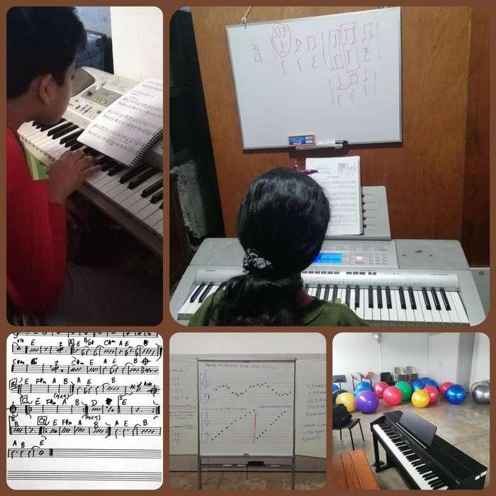 CLASES DE PIANO/TECLADO/organo