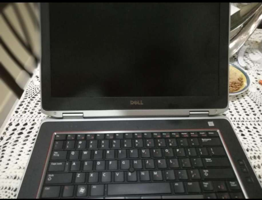 Laptop Dell 6420 Core I7 con 8 de Ram