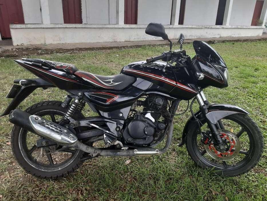 Cambio O Vendo Moto Pulsar 180
