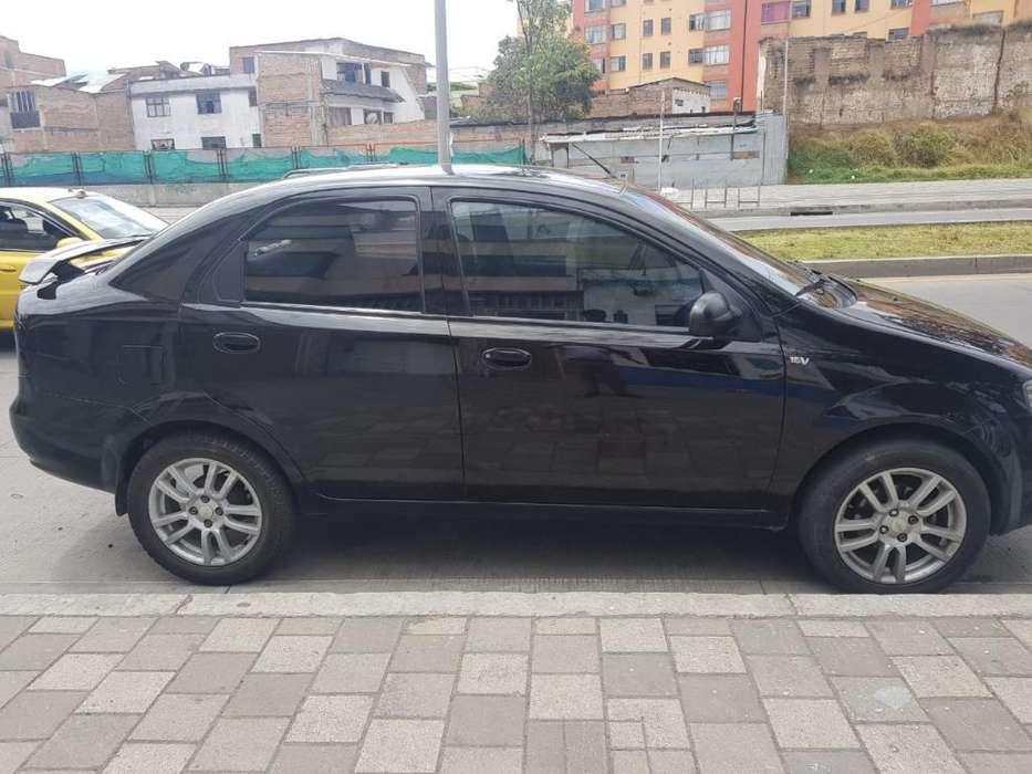 Chevrolet Aveo 2010 - 105000 km