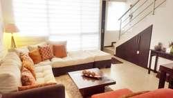 Casa de tres plantas, 3 dormitorios en venta, sector Amagasí del Inca, 120 m², cerca al colegio Letort y Marim Cerere