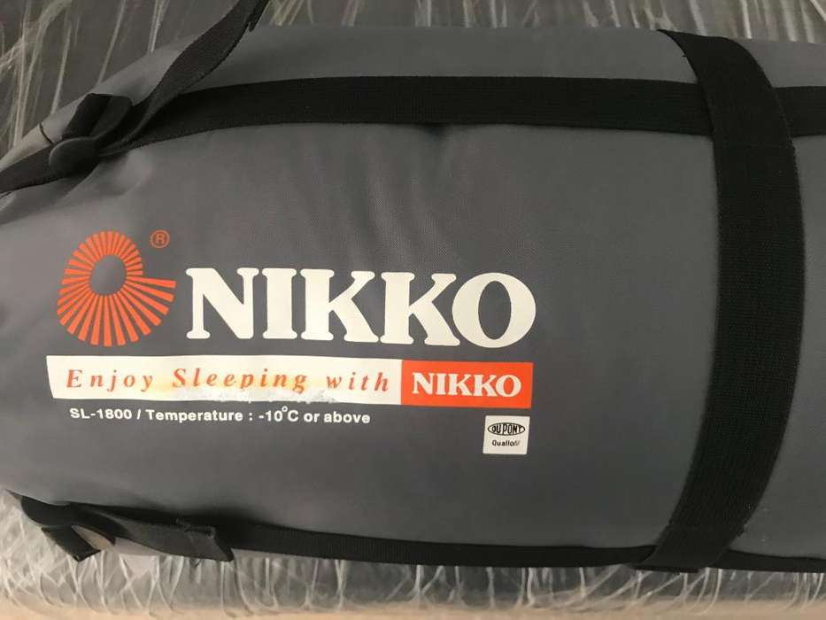 bolsa de dormir NIKKO sl 1800 menos 10 g
