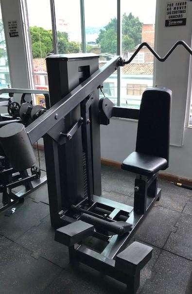 Venta maquinas de trafico pesado para gimnasio.