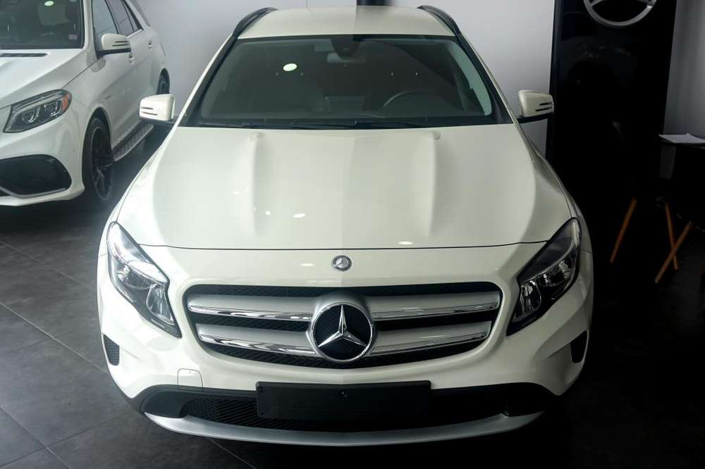 <strong>mercedes-benz</strong> Clase GLA 2017 - 18553 km