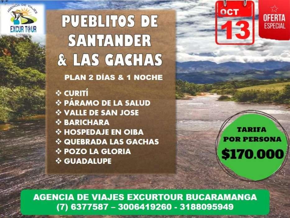 Tour Pasadia por Santander