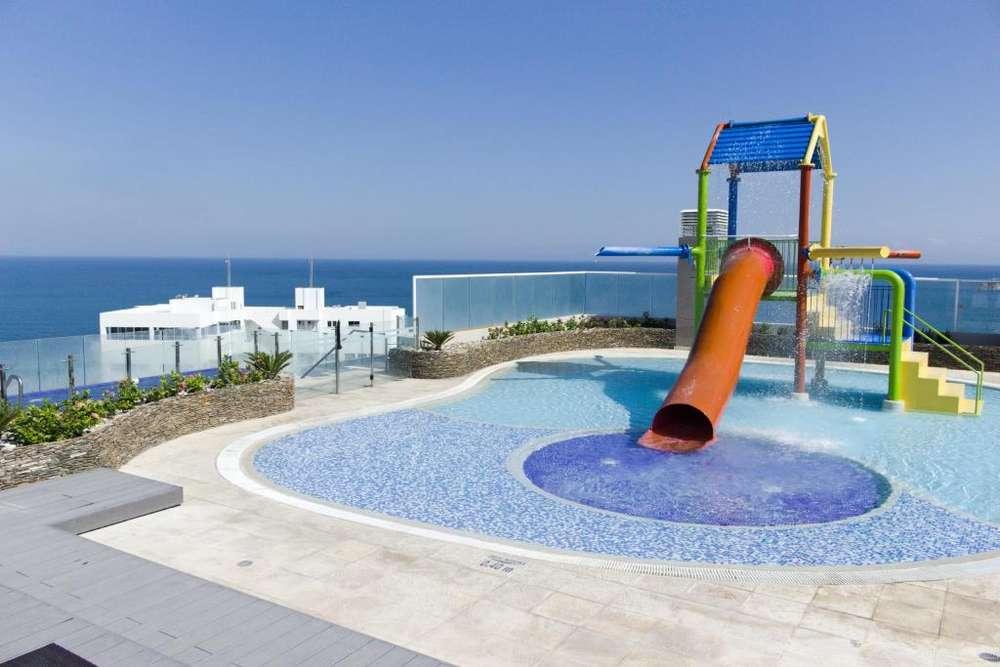 Alquiler Apartamento Por Dias Sector Exclusivo Santa Marta Rodadero Playa Privada y Piscina
