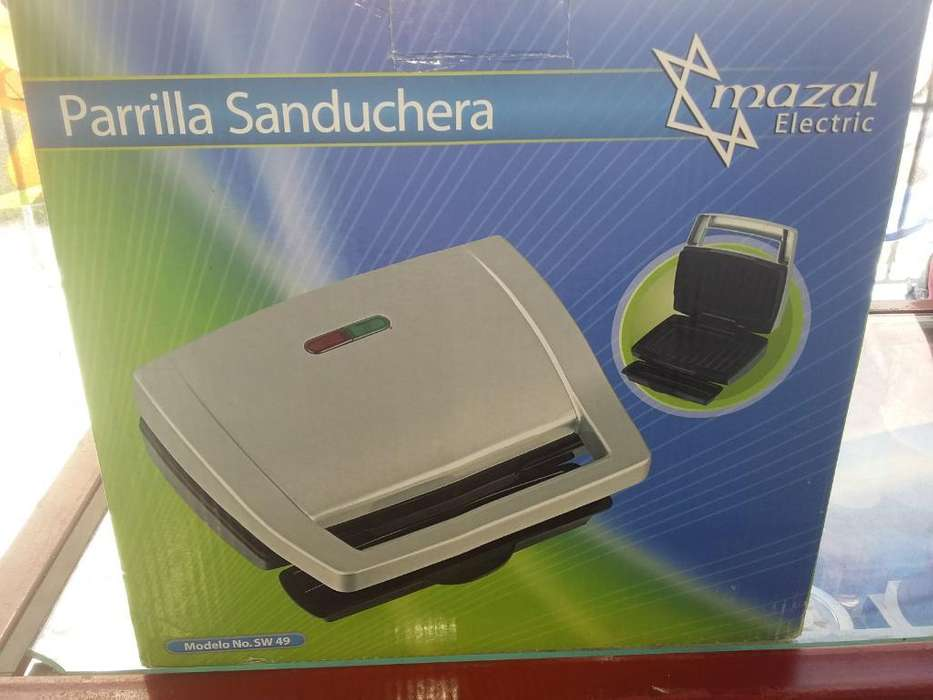 Parrilla Sanduchera