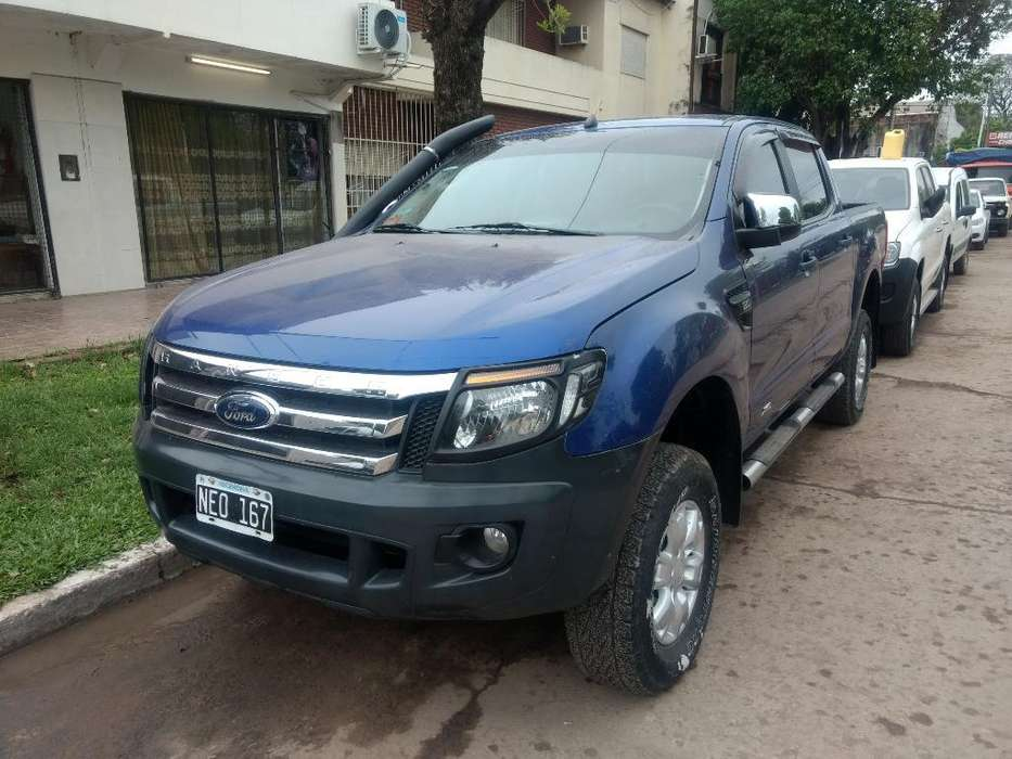 <strong>ford</strong> Ranger 2013 - 99000 km