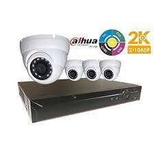 Kit 8 X 4mp 3.6mm Camara Dvr 4k Ultra Hd 8