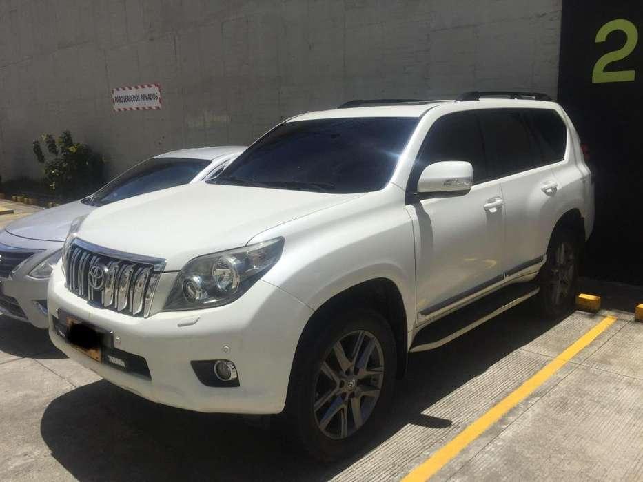 Toyota Prado 2013 - 136475 km