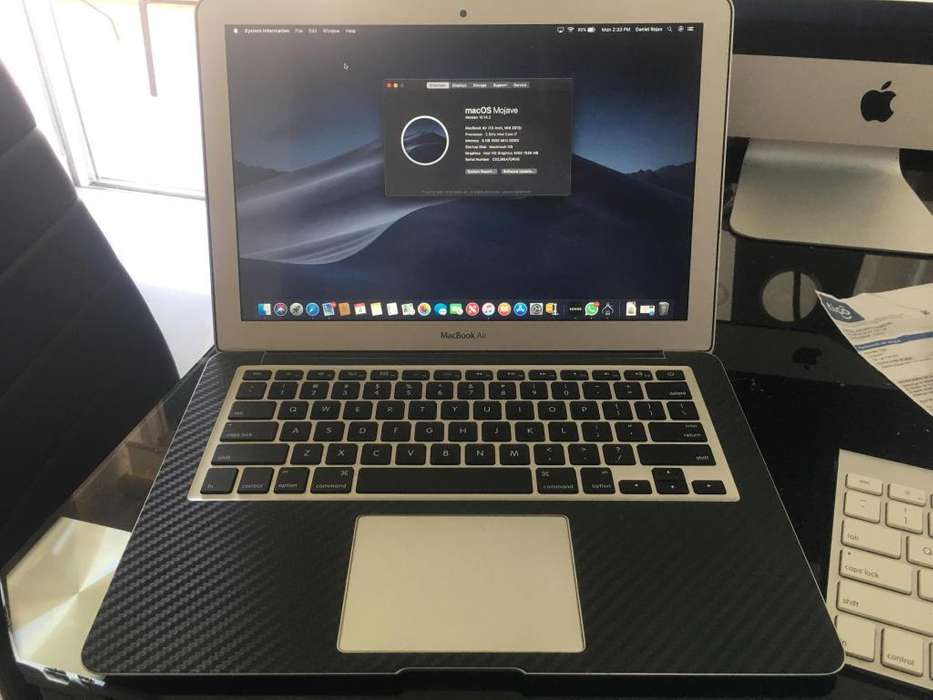 Apple MacBook Air 13.3 Intel Core i7 8 GB, 512 GB