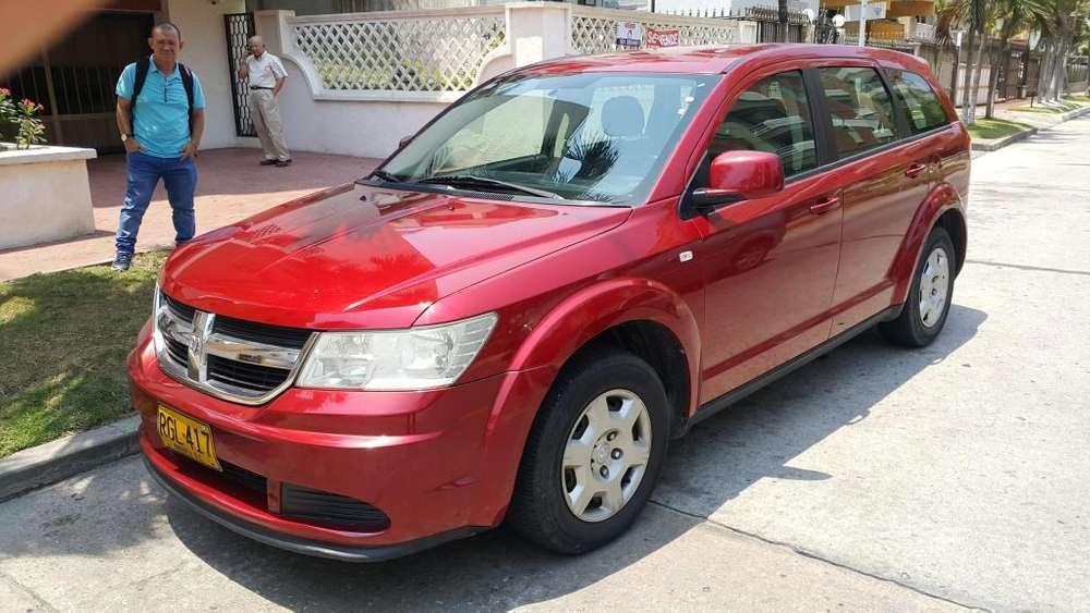 <strong>dodge</strong> Journey 2010 - 130000 km