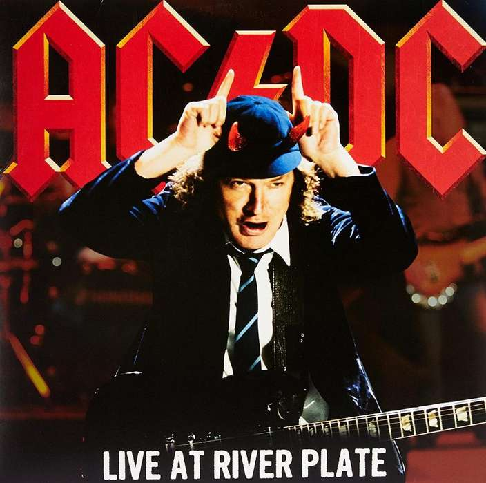 AC DC Live vinilo LP