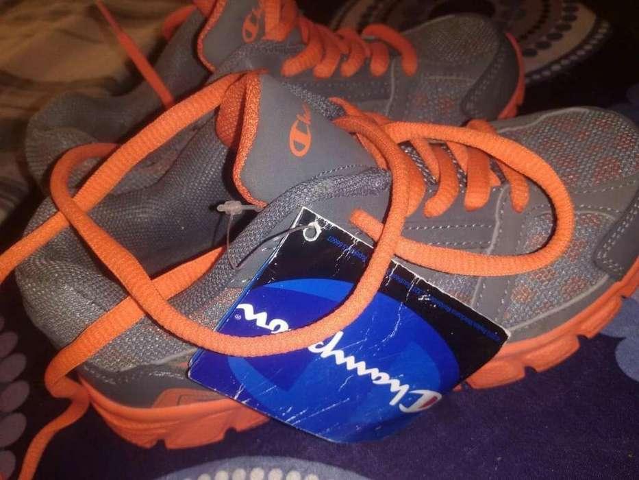 Zapatillas Niño T30