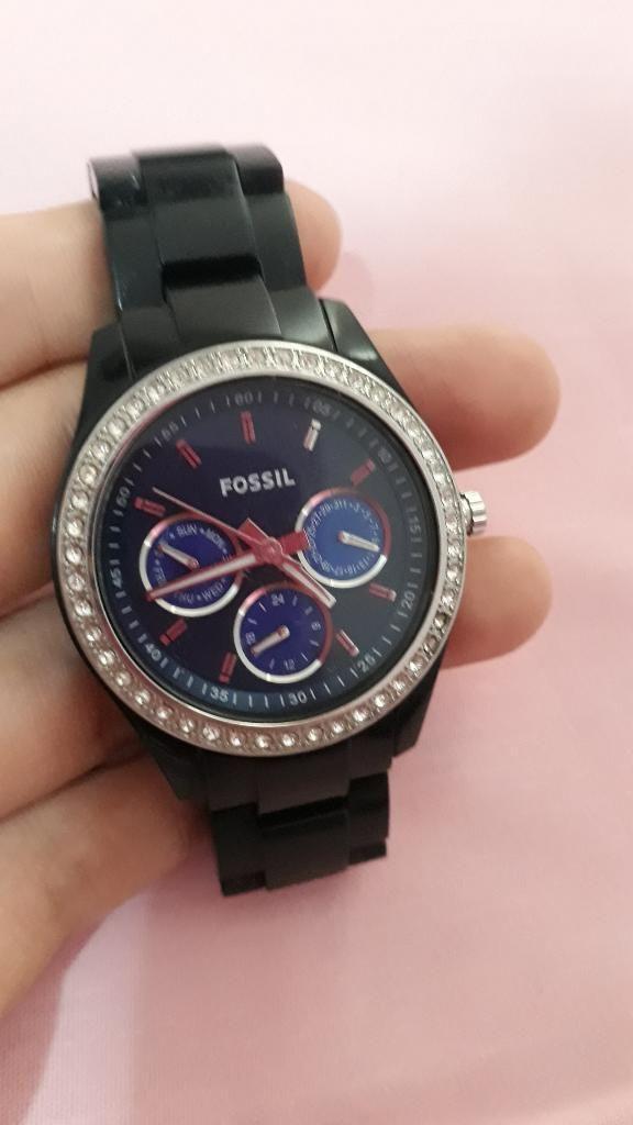 94a7d9ba54f4 Reloj Fossil Mujer Usado - Manta