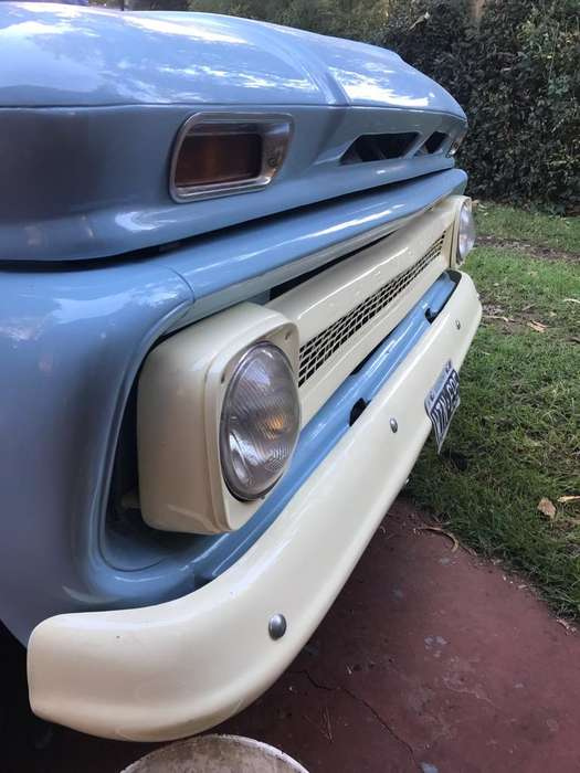 <strong>chevrolet</strong> C10 1966 - 231500 km
