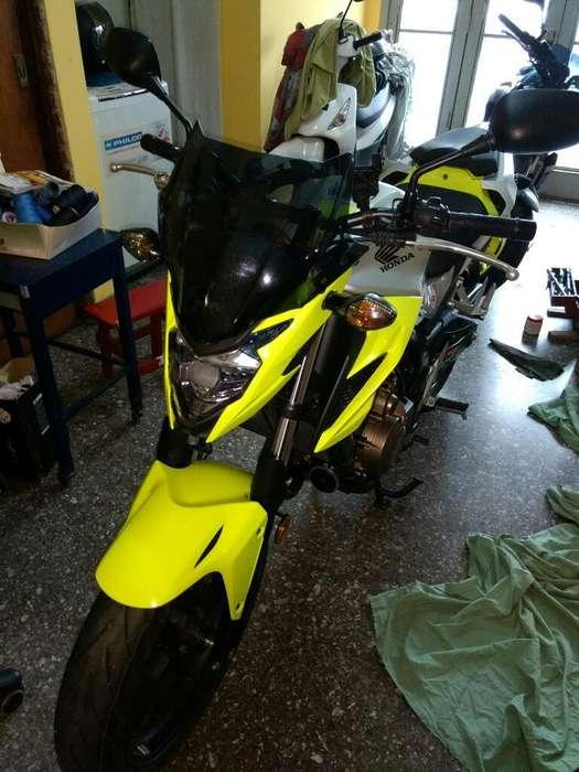 Vendo Motocicleta Honda Cb500f