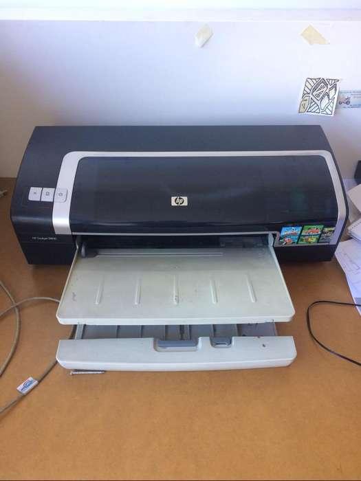 Impresora A3 Hp Deskjet 9800 Usada