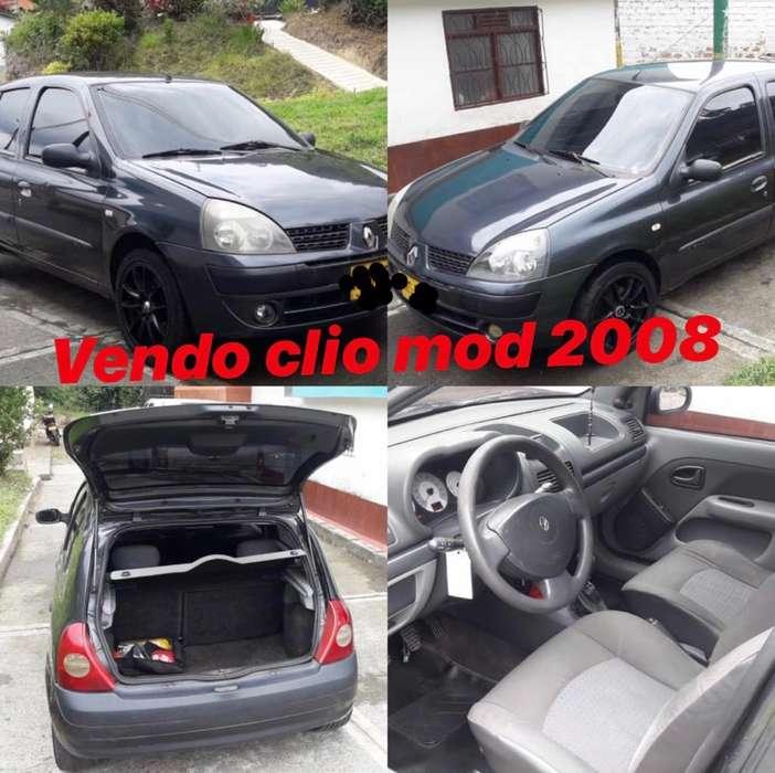 Renault Clio  2008 - 123 km