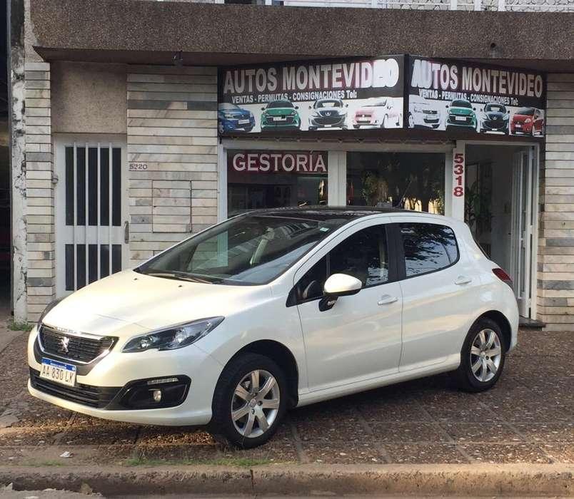 Peugeot 308 2017 - 65000 km