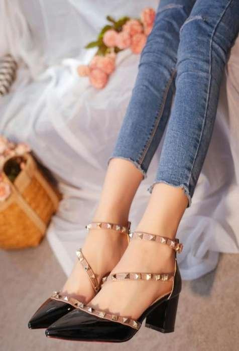 Zapato Moda Coreana