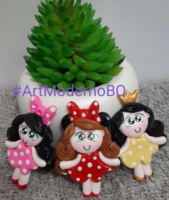 Clays dolls