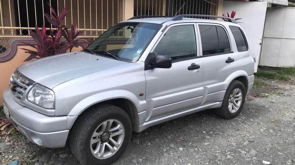 Chevrolet Grand Vitara 2008 - 194000 km