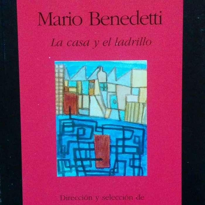 Mario Benedetti - La casa y el ladrillo
