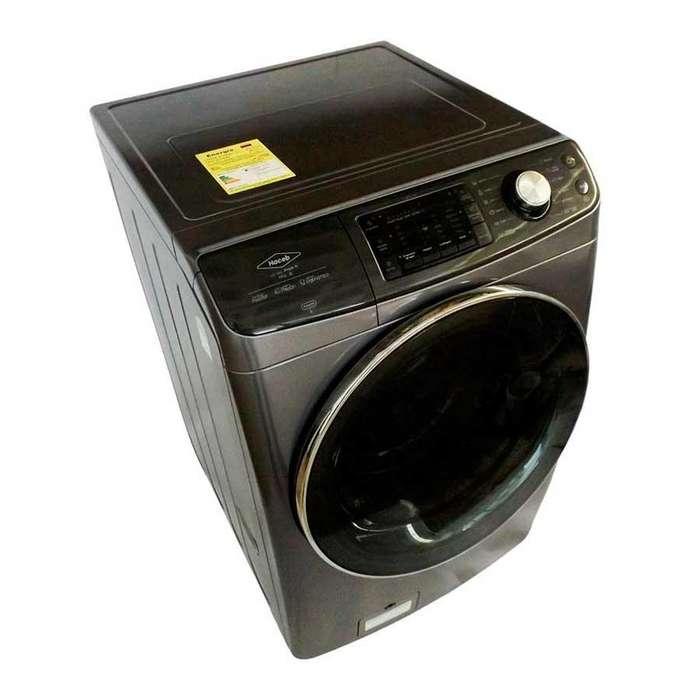 Lavadora/ secadora marca HACEB en perfectas condiciones 2 meses de uso!